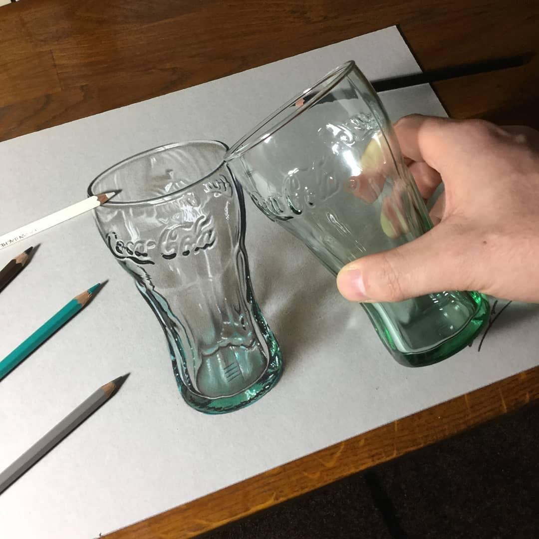 彩铅综合技法表现资料