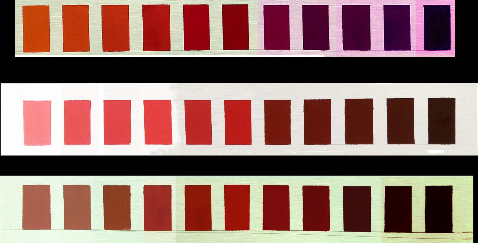 色彩基础原理训练