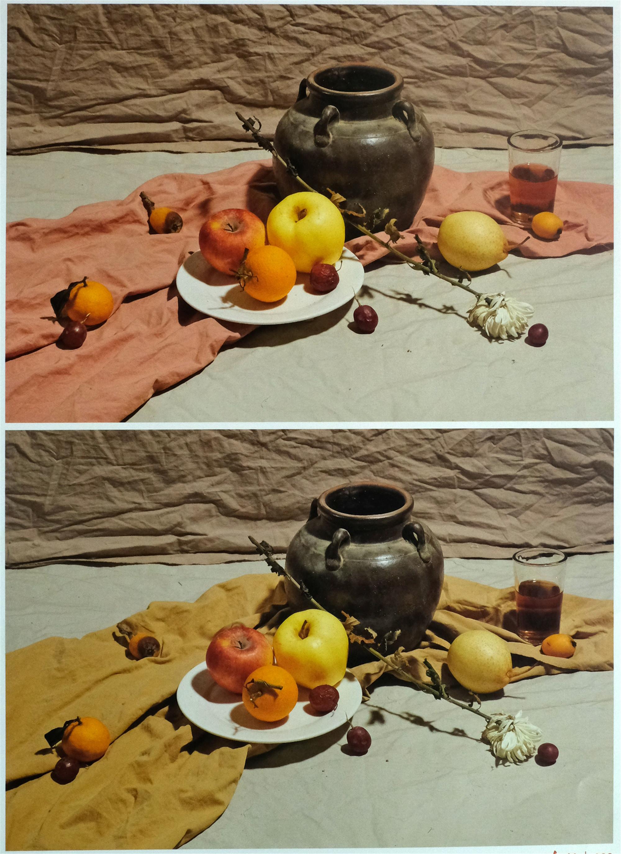 水果瓶罐组合类(必修作业)