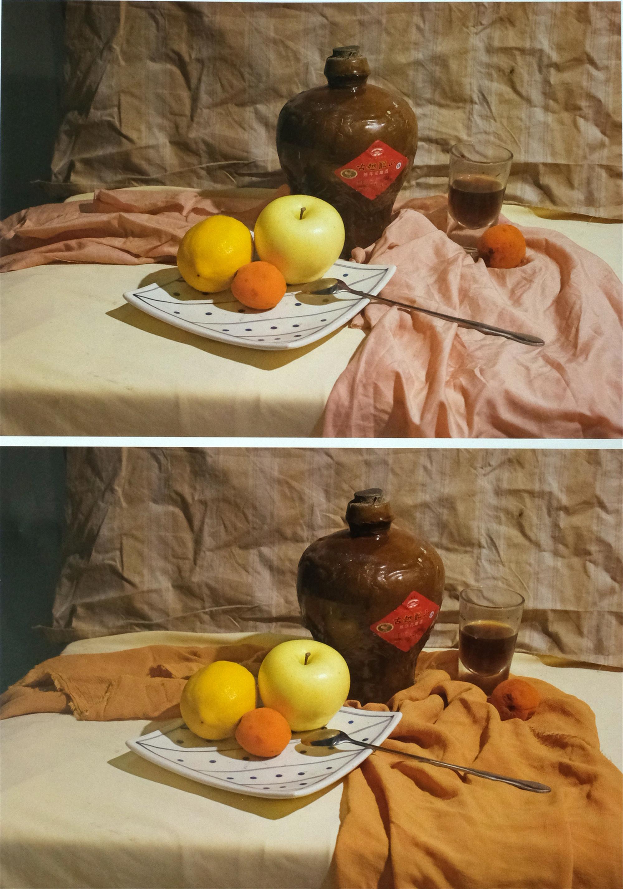 水果瓶罐组合类(选修作业)