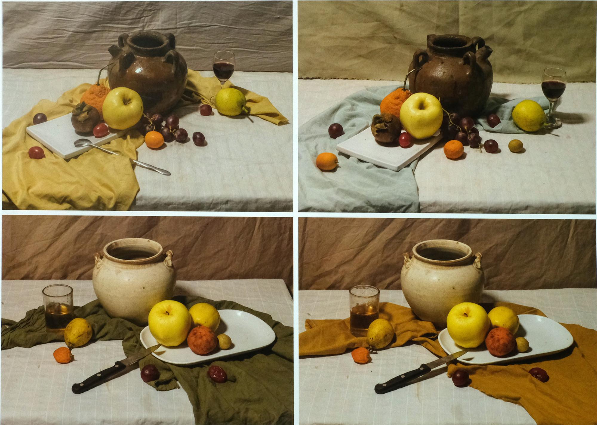 水果瓶罐组合类(参考素材)