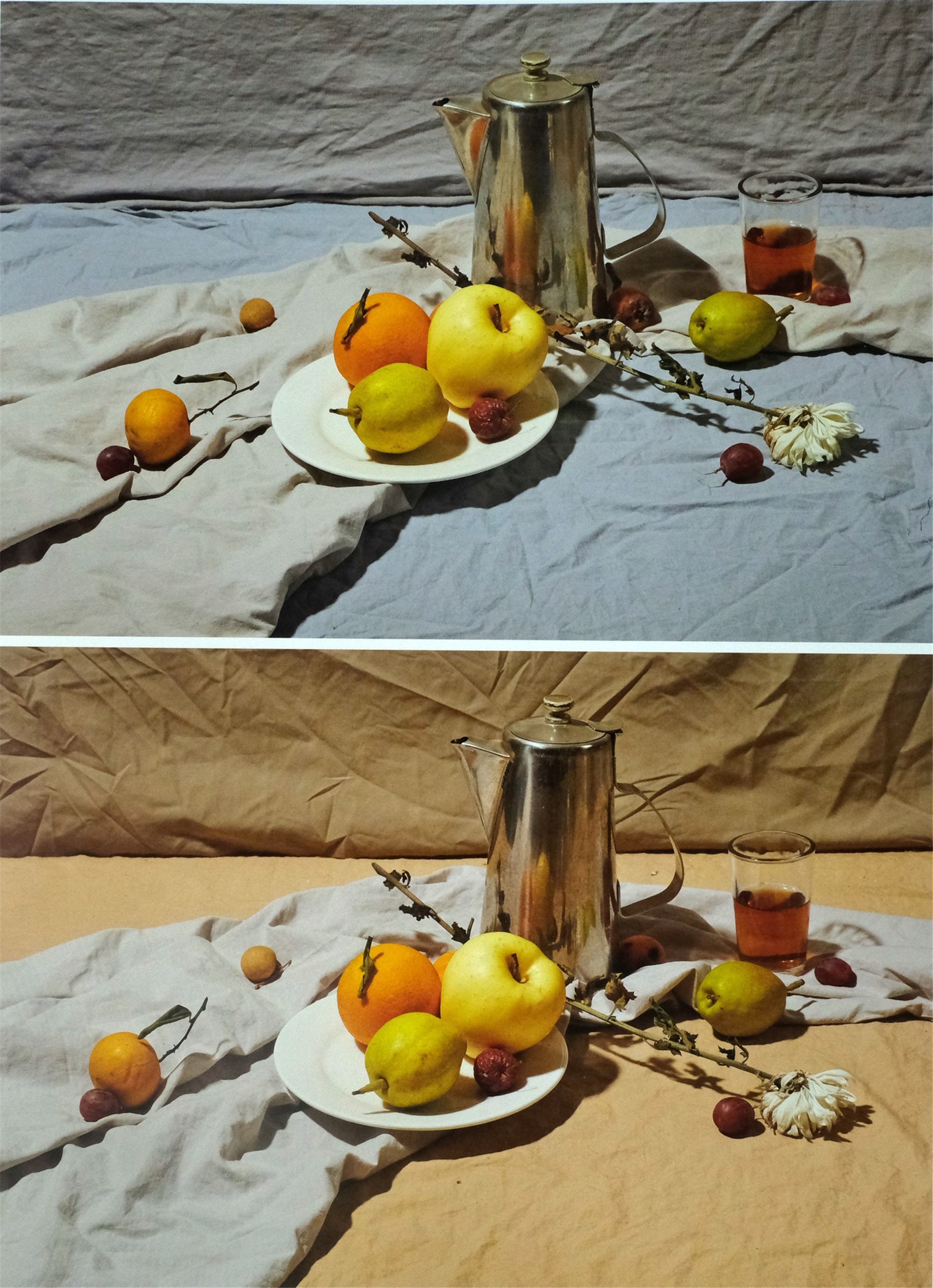不锈钢玻璃器皿蔬菜水果组合类(必修作业)
