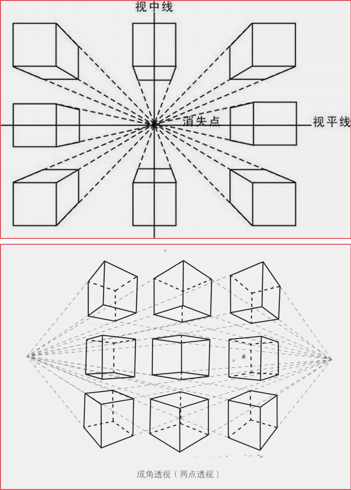 第1章:速写普及课  第2节:速写物品的基本表现方法  【参考素材】